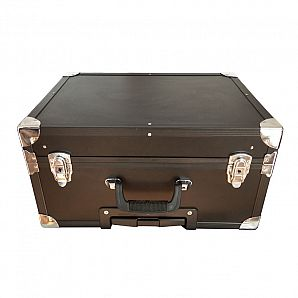 Aluminum Black case Aluminum Wheeled Pilot / Business Case