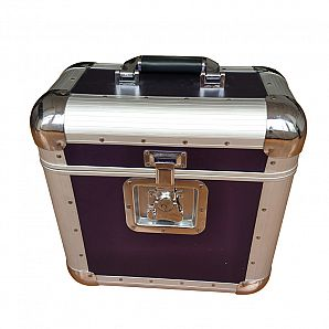 Aluminum Carrying Case for CD / Aluminum CD Case